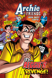 Archie Comics Cover: Archie &amp; Friends 153 Its... Reggie&#39;s Revenge! Poster by Fernando Ruiz