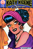Archie Comics Retro: Katy Keene Special Comic Book Cover #1 (Aged) Láminas por Bill Woggon