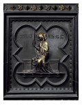 Humility, Panel D of the South Doors of the Baptistery of San Giovanni, 1336 Giclee Print by Andrea Pisano