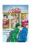 Archie Comics Cover: Archie &amp; Friends 120 Prints by Rex Lindsey