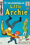 Archie Comics Retro: Little Archie Comic Book Cover 24 (Aged) Posters by Bob Bolling