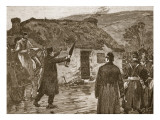 Surrender of Patrick O&#39;Donnell, 1889, Illustration from &#39;Cassell&#39;s Illustrated History of England&#39; Giclee Print by William Barnes Wollen