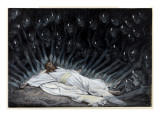 Angels Came and Ministered Unto Him, Illustration for 'The Life of Christ', C.1886-94 Giclee Print by James Jacques Joseph Tissot