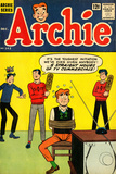 Archie Comics Retro: Archie Comic Book Cover No.142 (Aged) Prints