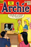 Archie Comics Retro: Archie Comic Book Cover 129 (Aged) Prints