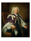 Portrait of Sir Jonathan Trelawny, Successively Bishop of Bristol, Exeter and Winchester Giclee Print by Godfrey Kneller