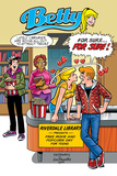Archie Comics Cover: Betty No.190 Poster by Pat Kennedy