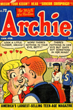 Archie Comics Retro: Archie Comic Book Cover 72 (Aged) Poster