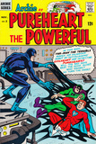 Archie Comics Retro: Pureheart The Powerful Comic Book Cover 2 (Aged) Prints