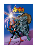 Archie Comics Cover: Archie &amp; Friends Double Digest 5 Adventures In The Wonder Realm Posters by Joe Stanton