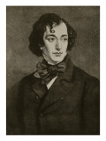 Portrait of Benjamin Disraeli, Illustration from 'Hutchinson's Story of the British Nation', C.1923 Premium Giclee Print by Sir Francis Grant
