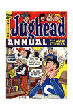 Archie Comics Retro: Jughead Annual Comic Book Cover No.2 (Aged) Posters