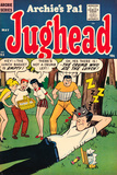 Archie Comics Retro: Jughead Comic Book Cover 53 (Aged) Print