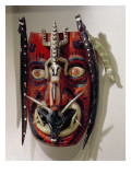 Mask of a Deer Used by the Mayo Peoples of the Sonora and Sinalo States of Mexico Giclee Print by  Mexican School