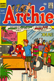 Archie Comics Retro: Archie Comic Book Cover No.194 (Aged) Print