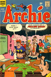 Archie Comics Retro: Archie Comic Book Cover No.218 (Aged) Prints