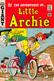 Archie Comics Retro: Little Archie Comic Book Cover 33 (Aged) Poster by Bob Bolling