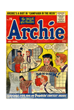 Archie Comics Retro: Archie Comic Book Cover No.75 (Aged) Prints
