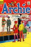 Archie Comics Retro: Archie Comic Book Cover 179 (Aged) Poster