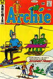 Archie Comics Retro: Archie Comic Book Cover No.251 (Aged) Prints