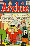 Archie Comics Retro: Archie Comic Book Cover No.86 (Aged) Prints