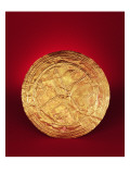 Disc Possibly Used as a Brooch, from Tedavnet, County Monaghan, 2200-2000 Bc Premium Giclee Print by  Early Bronze Age