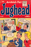 Archie Comics Retro: Jughead Comic Book Cover 30 (Aged) Posters