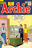 Archie Comics Retro: Archie Comic Book Cover No.128 (Aged) Print