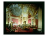 The Golden Chamber of the Tsaritsa, in the Private Apartments of the Great Kremlin Palace Giclee Print