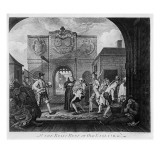 The Gate of Calais, or O the Roast Beef of Old England Giclee Print by William Hogarth