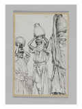 Women of Galilee, Illustration from 'The Life of Our Lord Jesus Christ' Giclee Print by James Jacques Joseph Tissot