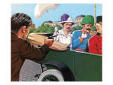 The Assassination of Archduke Franz Ferdinand Giclee Print by John Keay