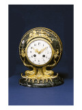 Mantel Clock Retailed by Black, Starr and Frost, C.1875-1900 Giclee Print by  American School