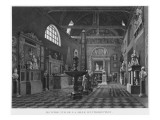 Second View of the Introductory Room, Musee Des Monuments Francais, Paris Giclée-Druck von Jean Lubin Vauzelle