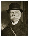 Finance Minister Jose Yves Limantour Arrives in New York, March 1911 Giclee Print by Thompson