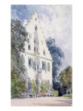 Souvenirs of Rosenau, the Birthplace of Hrh the Prince Consort, Husband of Queen Victoria Giclee Print by William Callow