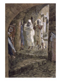 Apparitions of the Dead in the Streets of Jerusalem Giclee Print by James Jacques Joseph Tissot