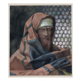 Nicodemus, Illustration for 'The Life of Christ', C.1886-94 Giclee Print by James Tissot