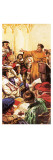 Luther before the Holy Roman Emperor, Charles V Giclee Print by C.l. Doughty