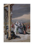 Mater Dolorosa, Illustration for 'The Life of Christ', C.1884-96 Giclee Print by James Tissot