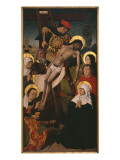 Passion Triptych, the Descent from the Cross, Right Panel Giclee Print by Hugo van der Goes
