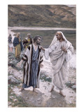 Feed My Lambs, Illustration for 'The Life of Christ', C.1884-96 Giclee Print by James Jacques Joseph Tissot