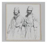 Types of Judea, Illustration from 'The Life of Our Lord Jesus Christ' Giclee Print by James Tissot