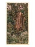 Judas Hangs Himself, Illustration for 'The Life of Christ', C.1886-96 Giclee Print by James Jacques Joseph Tissot