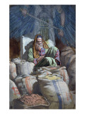 Thou Fool, This Night Thy Soul Shall Be Required of Thee Giclee Print by James Jacques Joseph Tissot