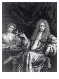 Adrian Beverland, Engraved by Isaac Beckett, C.1681-88 Giclee Print by  Dutch School