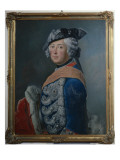 Frederick Ii the Great of Prussia, after 1753 Giclee Print by  German School
