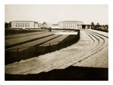 The Home of German Sport and Adjacent Swimming Hall Giclee Print by  German photographer