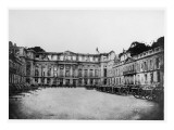 Cannons in the Courtyard of the Chateau De Saint-Cloud, 1870-1881 Giclee Print by Adolphe Giraudon