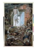 The Resurrection, Illustration for 'The Life of Christ', C.1886-94 Giclee Print by James Jacques Joseph Tissot